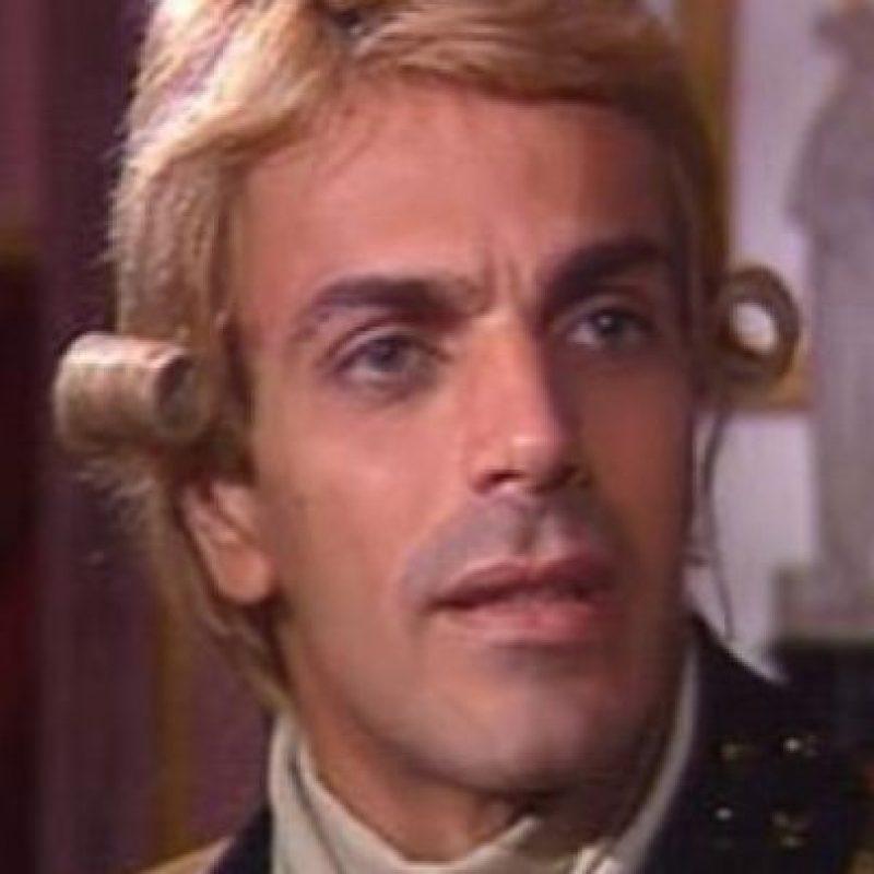 Uno de sus elementos más atractivos era el protagonista masculino. Foto:vía Rede Manchete