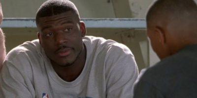 Larry Johnson jugó con New York Knicks y Charlotte Hornets Foto:Twitter