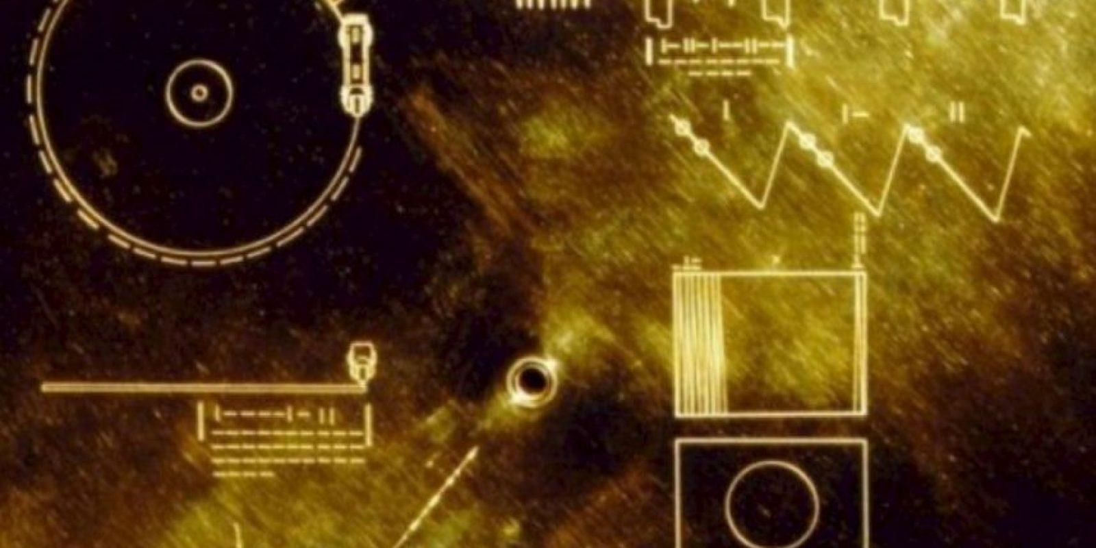 Las misiones Voyager de 1977 y 1979 tenían uno de estos. Foto:Wikipedia.org