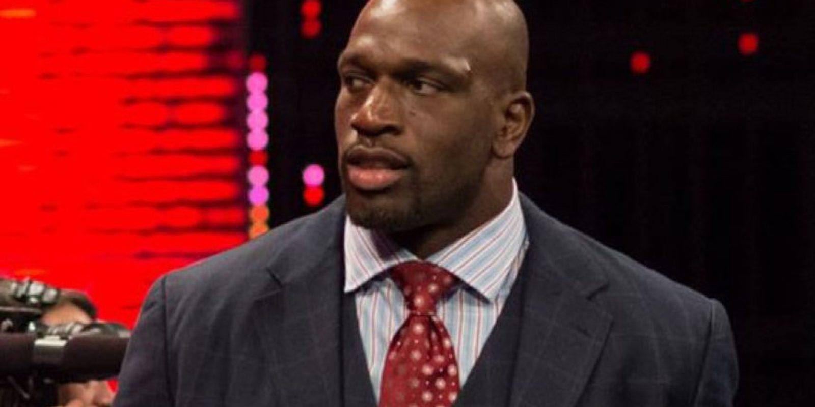 """Y fue suspendido desde inicios de febrero. """"Esperaré a que termine mi contrato y tomaré una decisión"""", indicó en su momento el luchador. Foto:WWE"""