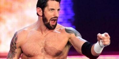 """Al igual que Ryback tenía un papel secundario en la """"Liga de las Naciones"""" Foto:WWE"""