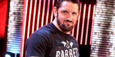 Y ahora fue marginado de ese grupo Foto:WWE