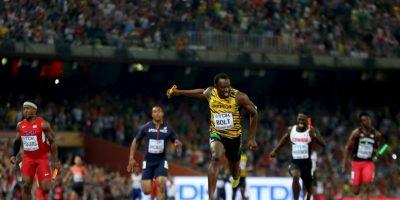 6. Usain Bolt (Velocista) Foto:Getty Images