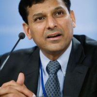 Raghuram Rajan. Economista de la India. Foto: Getty Images