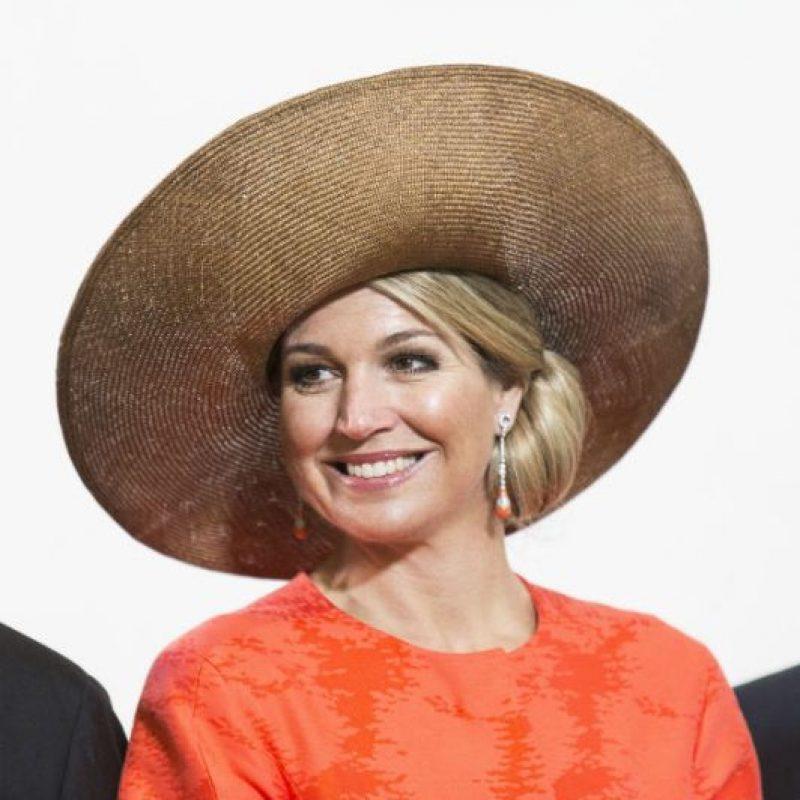 Queen Máxima. Reina de los Países Bajos desde el 30 de abril de 2013. Foto:Getty Images