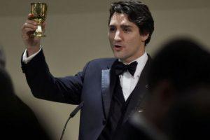 Justin Trudeau. Primer ministro de Canadá desde el 4 de noviembre de 2015. Foto:Getty Images