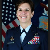 Lori Robinson. General de la Fuerza Aérea de los Estados Unidos Foto:Wikipedia.org
