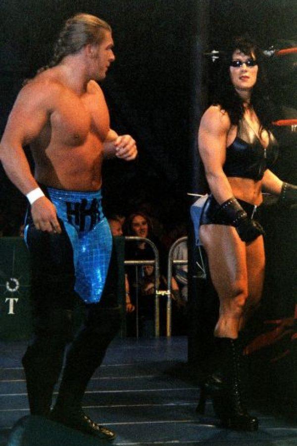 Aunque no ha sido inducida al Salón de la Fama Foto:WWE