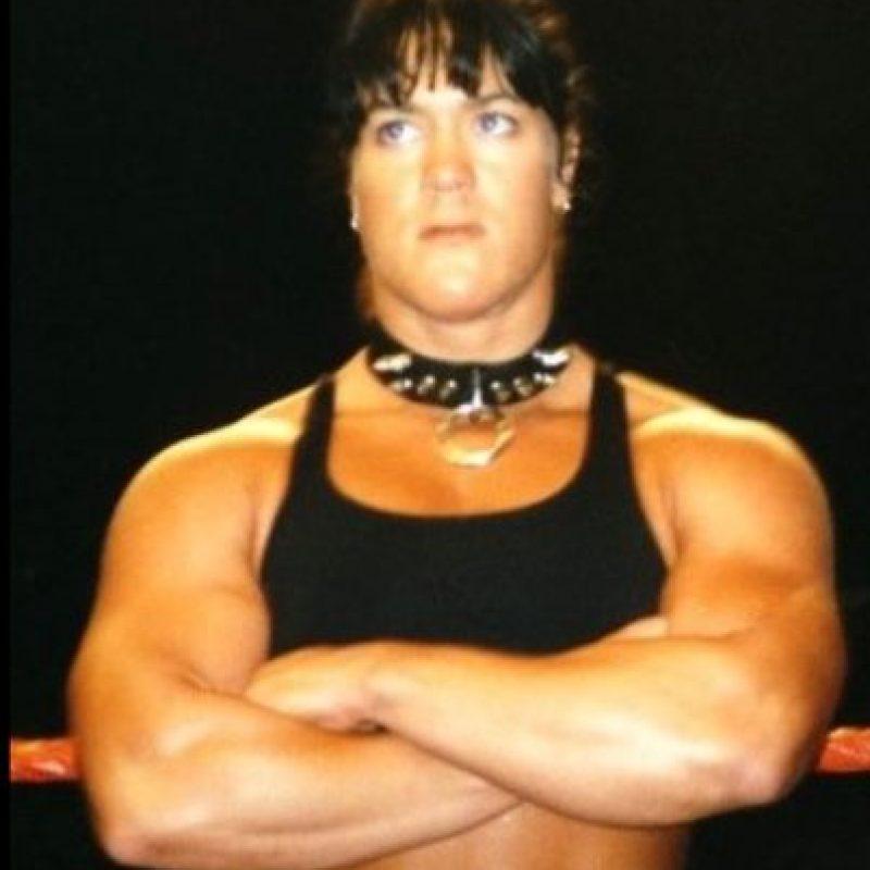 Así lucía en 1997, en sus primeros años en la WWE Foto:WWE