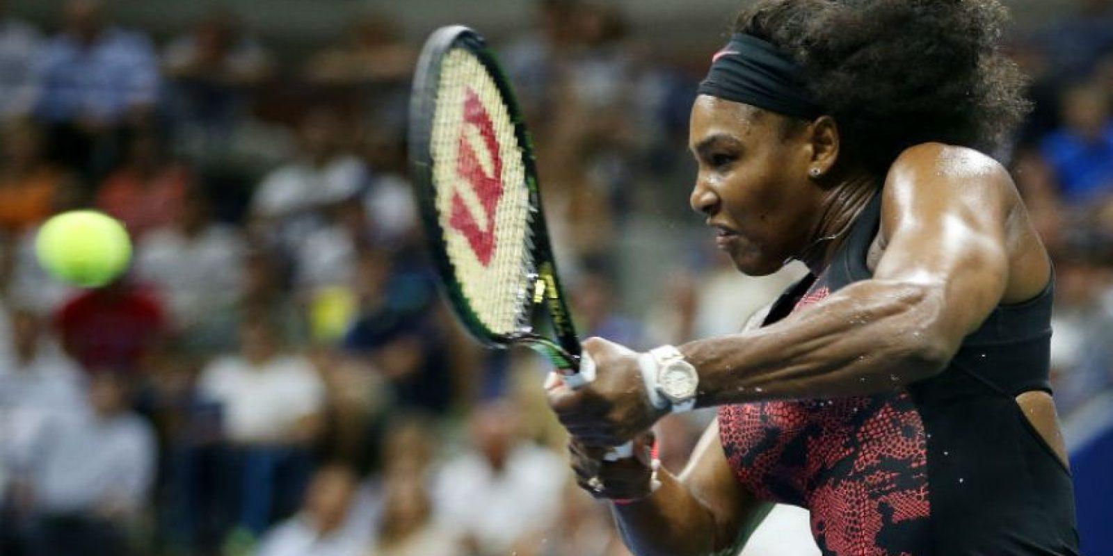 9. Serena Williams (Tenista). Gana 35.23 dólares por segundo Foto:Getty Images