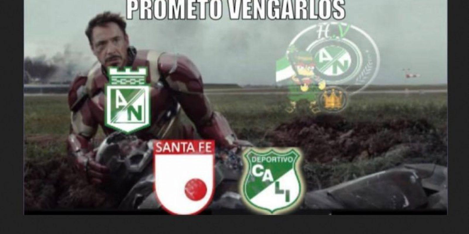 Foto:Tomado del Facebook Humor Verdolaga