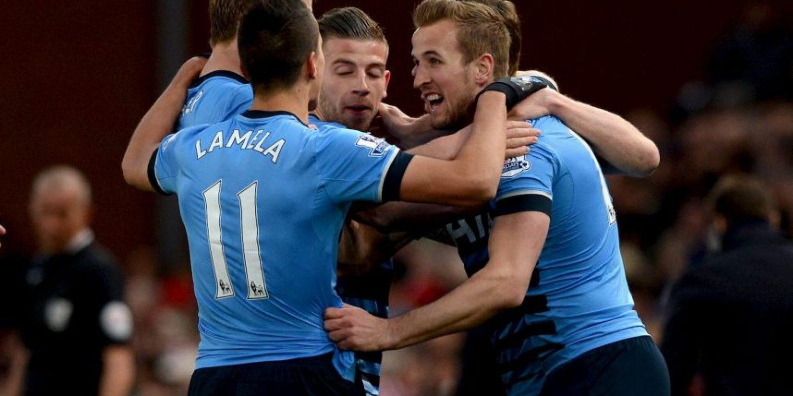8. Tottenham Foto:Getty Images
