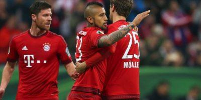 10. Bayern Múnich Foto:Getty Images