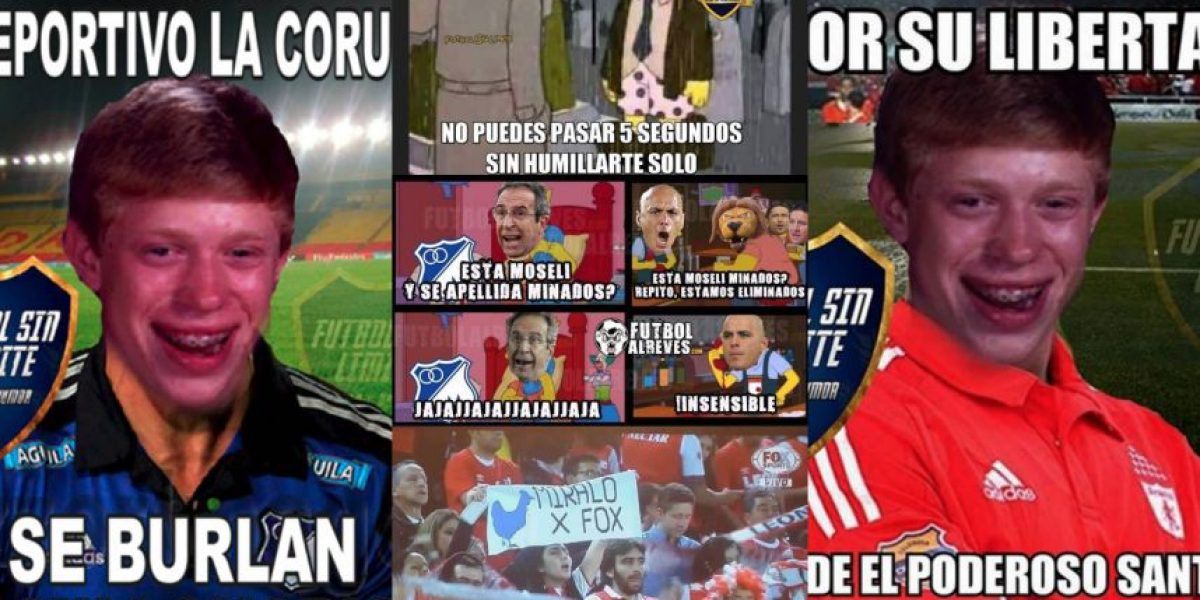 Resumen de la semana del fútbol colombiano con memes y burlas