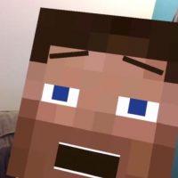 Minecraft. Foto:MSQRD