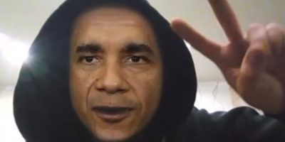 La aplicación de Facebook ha causado polémica por su máscara de Obama. Foto:MSQRD