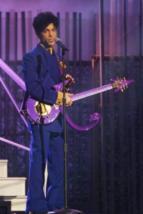 10 datos sorprendentes de Prince Foto:Getty Images