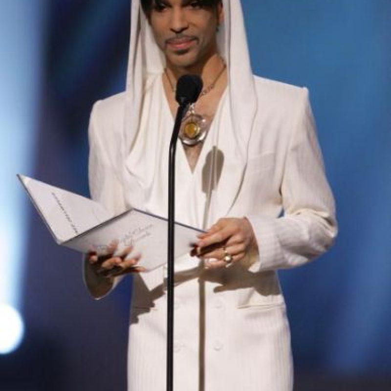 1. Su nombre en verdad era Prince (Príncipe) Foto:Getty Images