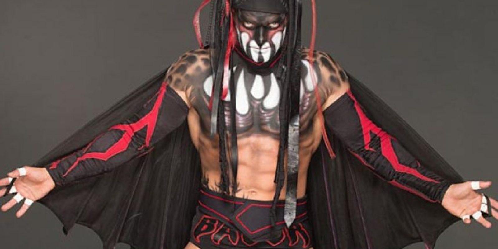 Llegó a WWE en 2014 Foto:WWE