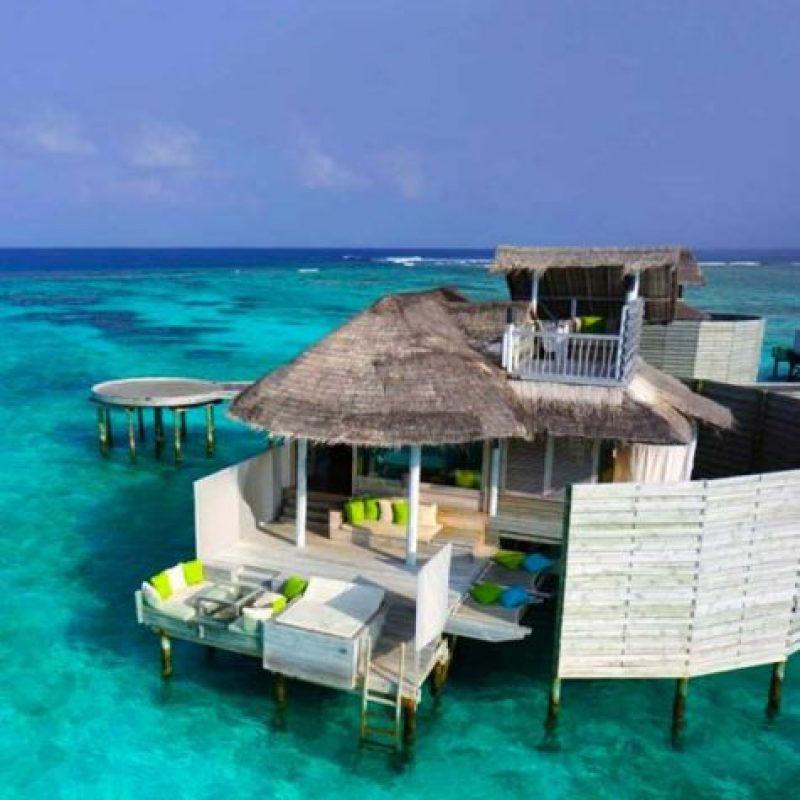 4. Maldivas (Asia) Foto:Vía instagram.com