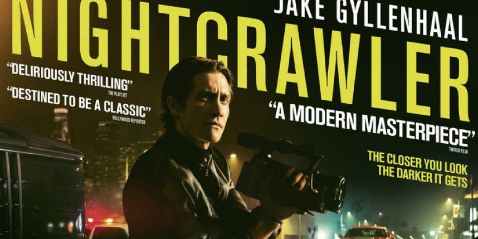 Foto:Poster 'Nightcrawler'