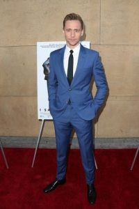 Así ha cambiado Tom Hiddleston en los últimos años Foto: Getty Images