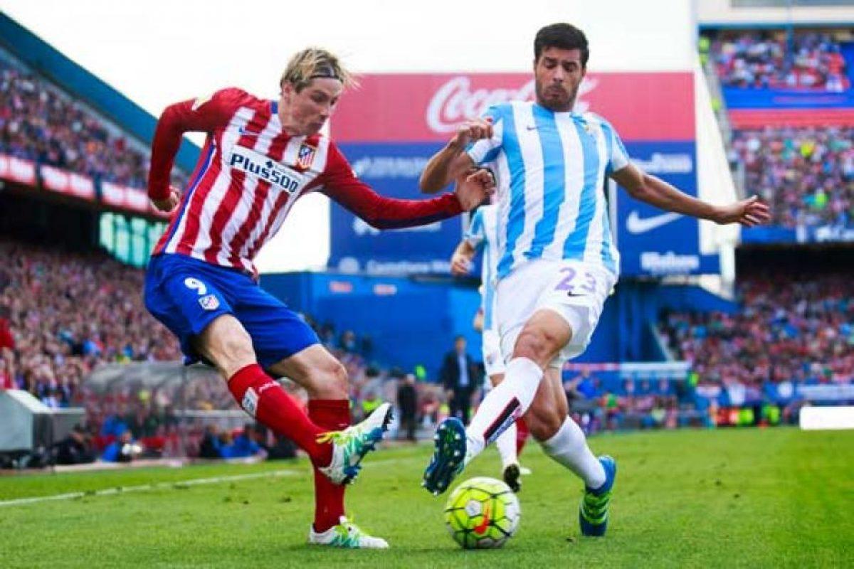 1. Atlético de Madrid fue acusado de arrojar un balón extra a la cancha para detener el partido. Foto:Getty Images