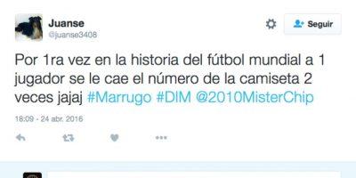 Foto:Tomado del Twitter oficial de Independiente Medellín @DIM_Oficial