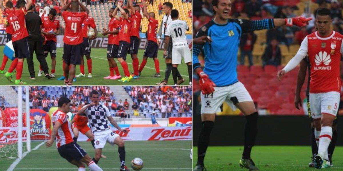Liga Águila: Medellín aprovecha una jornada llena de sorpresas