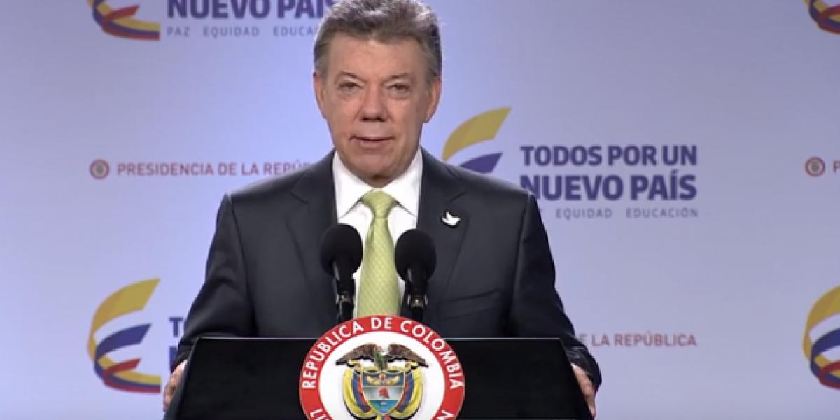 Estos son los nuevos ministros del Gobierno de Juan Manuel Santos