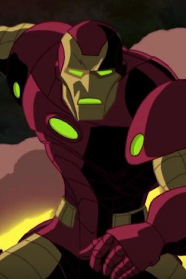 "2008: ""Next Avengers: Heroes of Tomorrow"" (serie de TV) Foto:Marvel Comics"