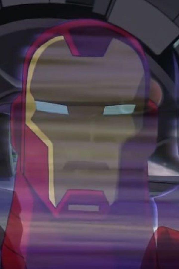 "2010: ""Planet Hulk"" (serie de TV) Foto:Marvel Comics"