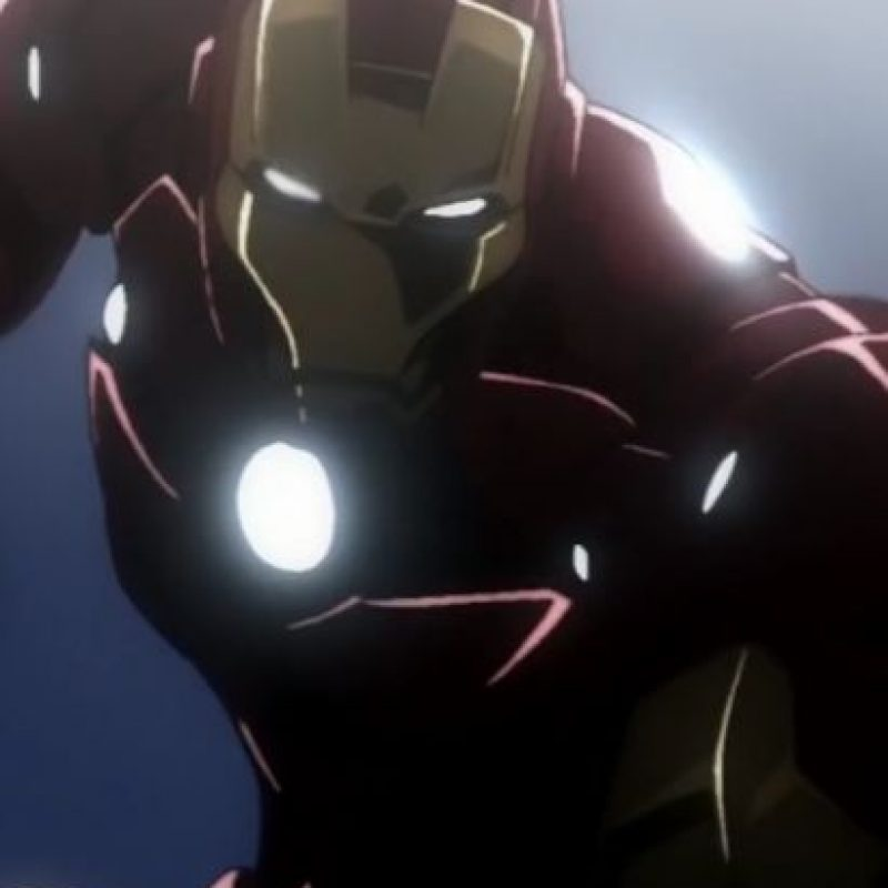 "2013: ""Iron Man: Rise of the Technovore"" (película) Foto: Marvel Comics"