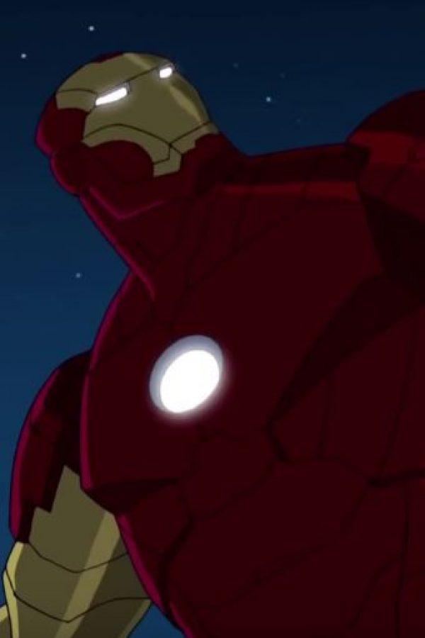 "2013: ""Marvel's Avengers Assemble"" (película) Foto:Marvel Comics"