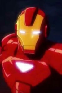 "2015: ""Marvel Disk Wars: The Avengers"" (película) Foto:Marvel Comics"