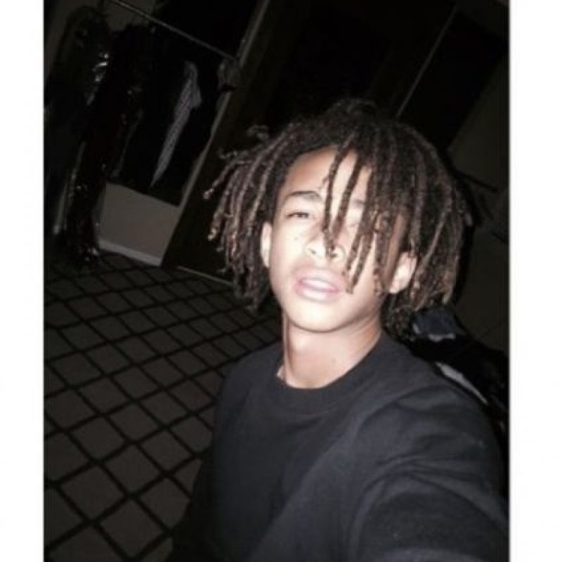Así ha evolucionado Jaden Smith Foto: Vía Instagram/@christiaingrey
