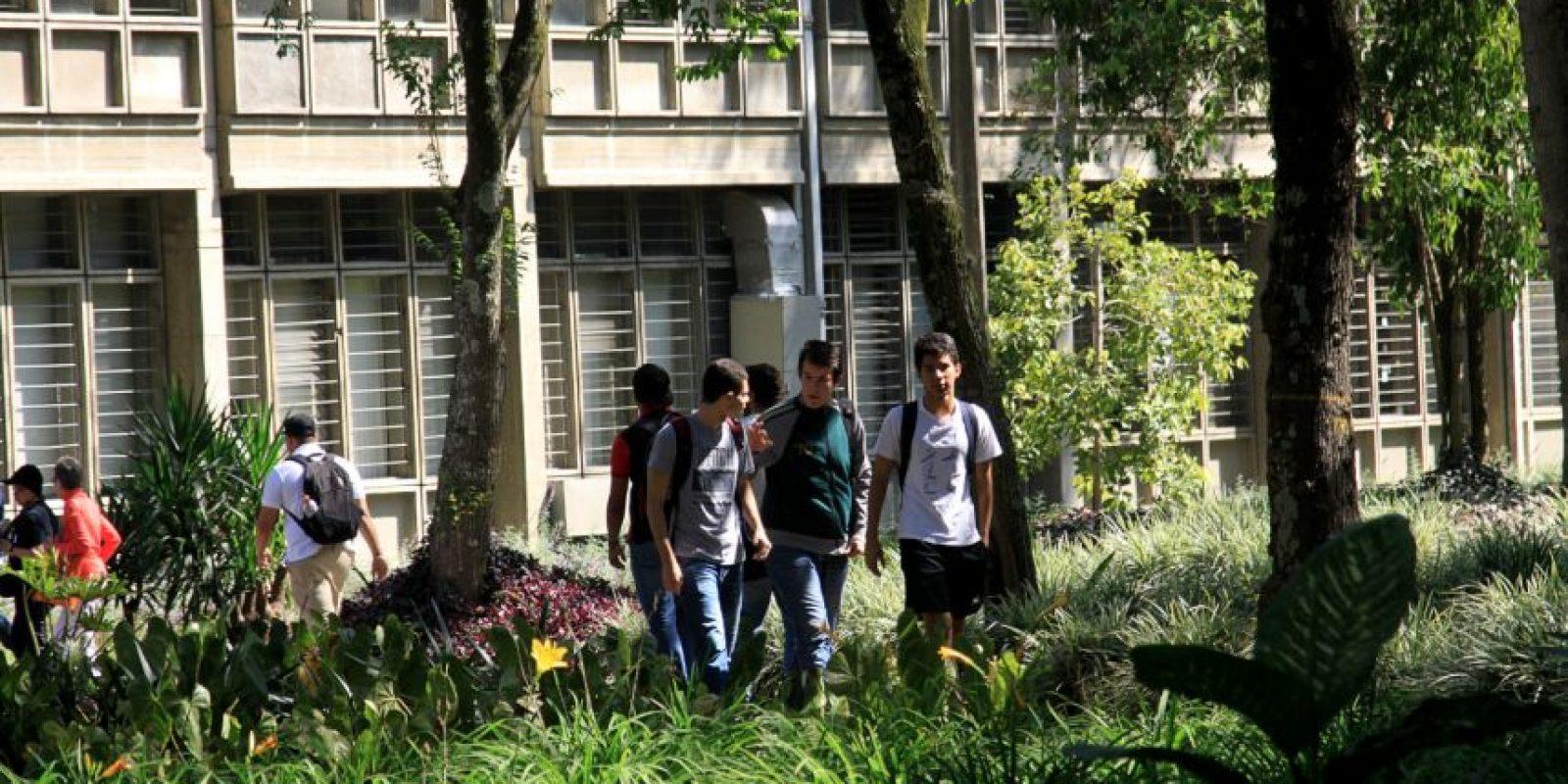 Otra universidad muy bien ubicada es la de Antioquia, en Medellín, con tres doctorados destacados. Foto:Archivo Publimetro