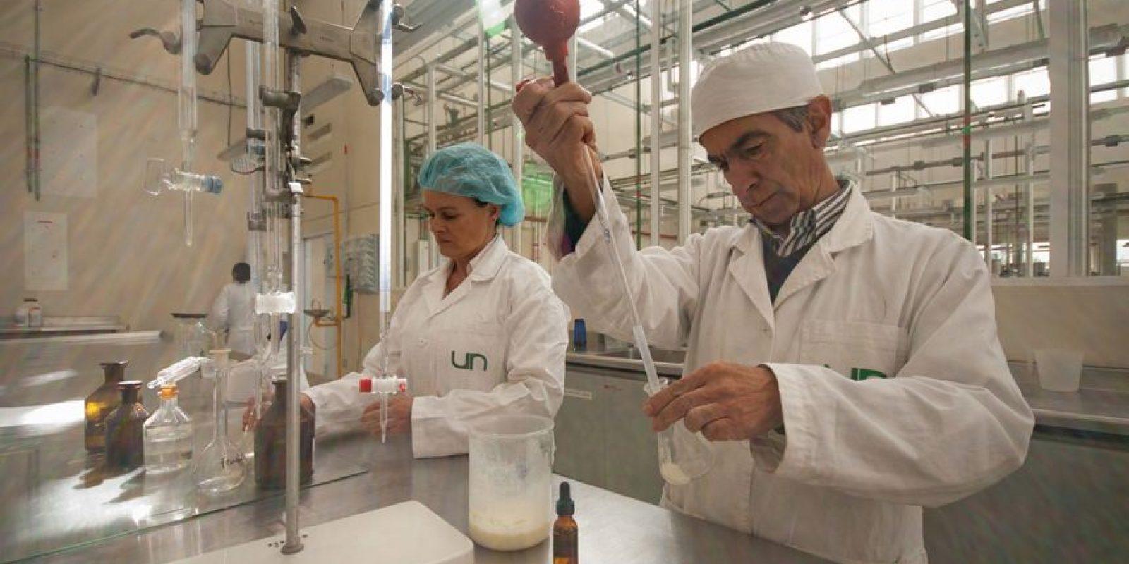 Uno de los doctorados mejor calificados de Colombia es el doctorado en Ingeniería Química de la Universidad Nacional. Foto:Universidad Nacional de Colombia