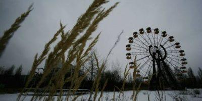 El accidente de Chernobyl Foto:Getty Images