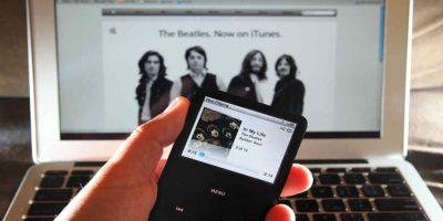 Apple dejó de fabricar el iPhone Classic en 2013. Foto:Getty Images