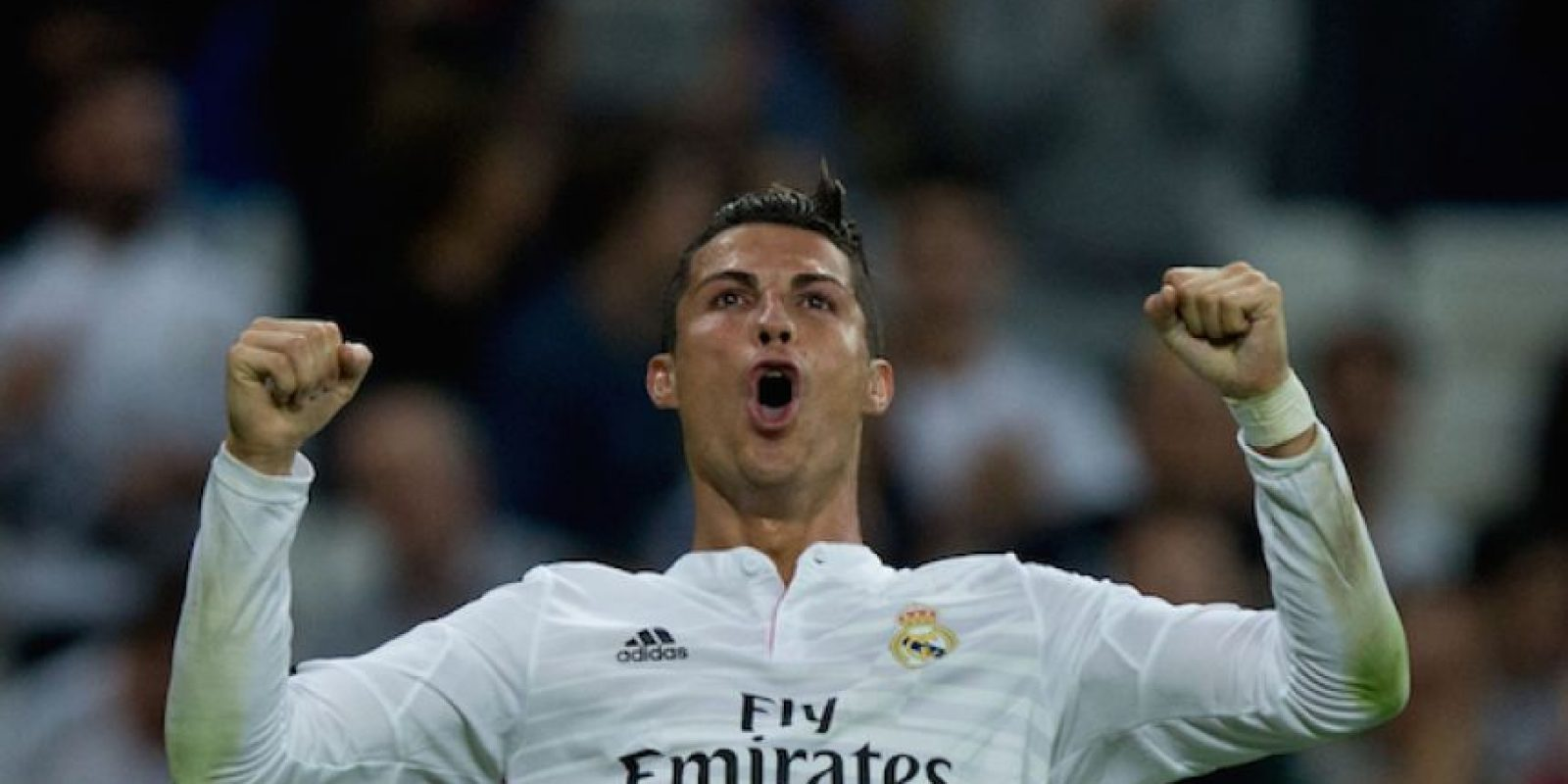 Cristiano Ronaldo, figura del Real Madrid Foto:Getty Images