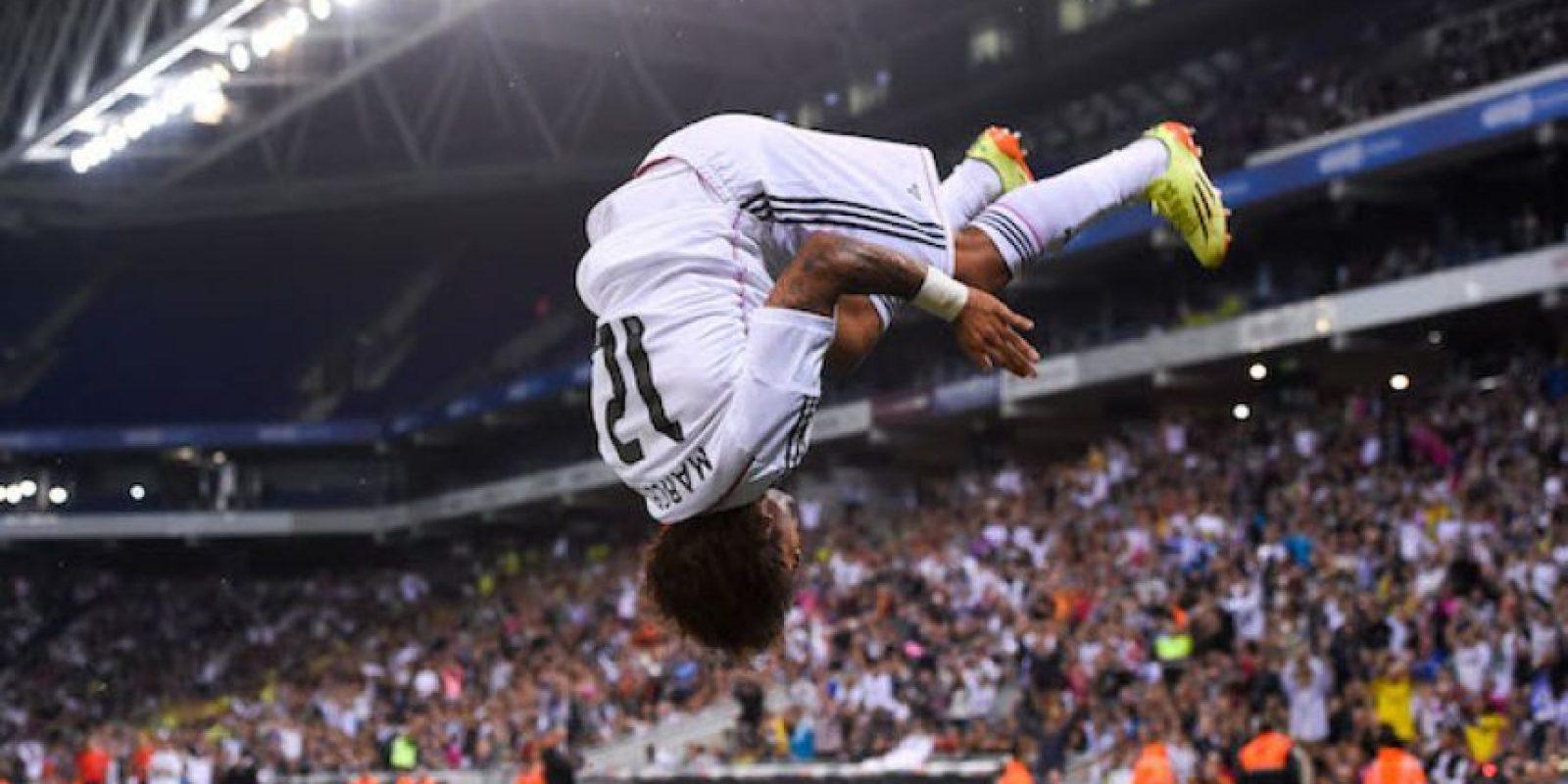 El Madrid buscará dar el primer golpe en Manchester Foto:Getty Images