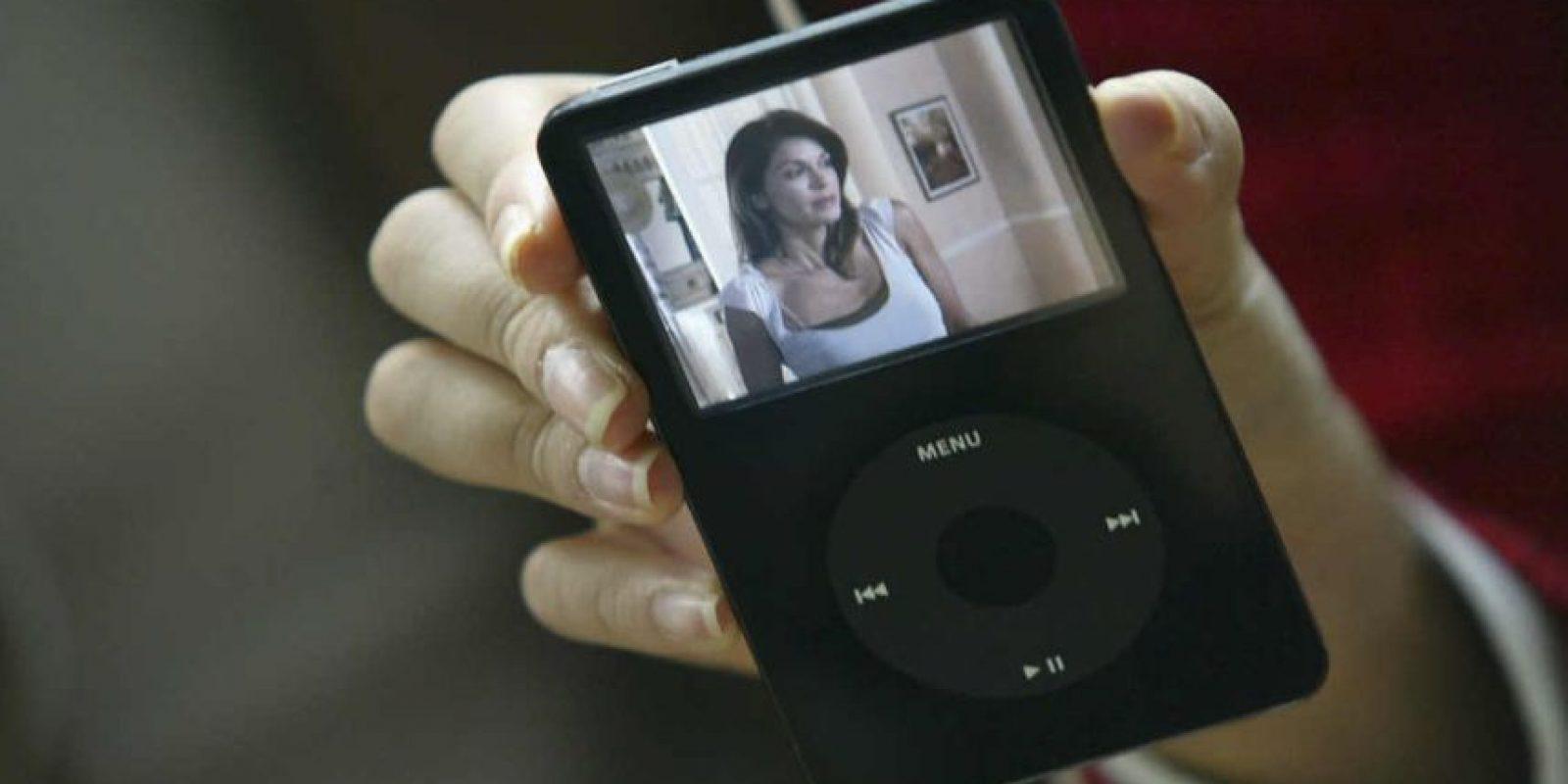 El primer iPod fue lanzado el 23 de octubre del 2001. Foto:Getty Images