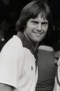 Caitlyn Jenner ya tenía fama y fortuna como deportista olímpica. Pero de 1980 antes de su transición, comenzó a ser historia de horror. Foto:vía Getty Images