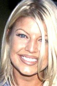 Fergie tenía su aspecto de Jennifer Aniston Swag. Foto:vía Getty Images