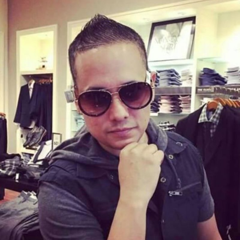 En 2013 dijo que estaba preparando su regreso musical. Foto:vía Facebook/ Gustavo Roy Díaz – Big Boy