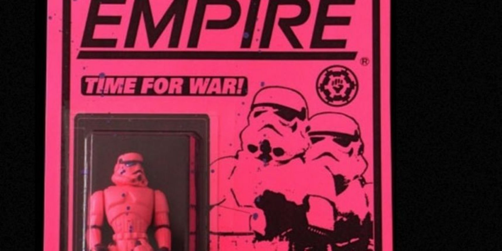 Los soldados LGBTI del Imperio. Foto:vía Tumblr/ Bootleg Action Figures