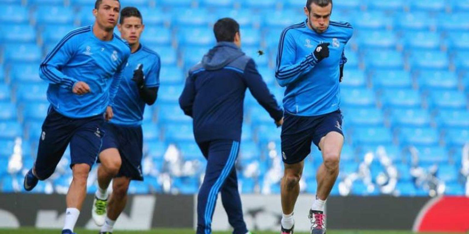 Cristiano Ronaldo fue baja ante Manchester City. Foto:Getty Images
