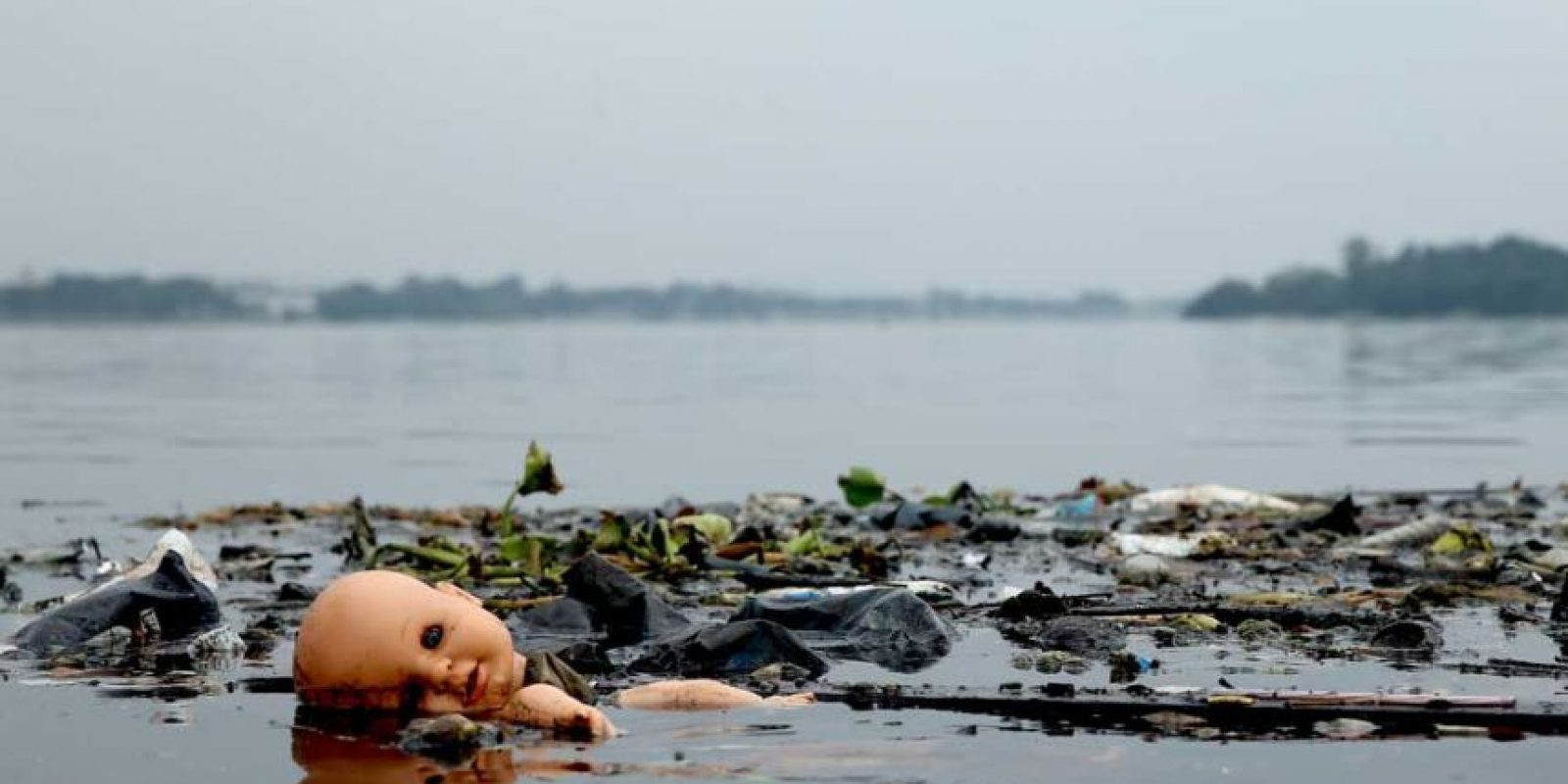 4. Contaminación de las aguas Foto: Getty Images