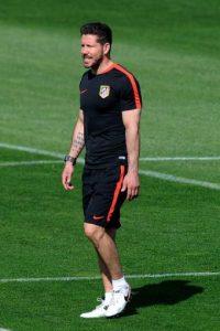 Y Diego Simeone, por los españoles. Foto:Getty Images